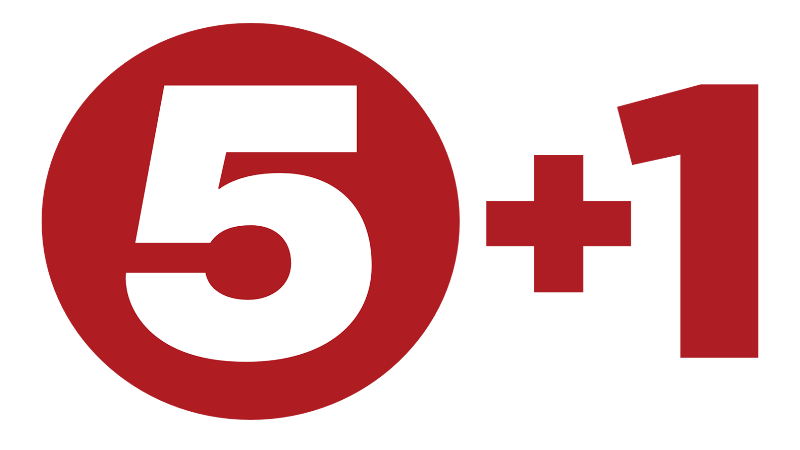 Channel 5 +1 logo